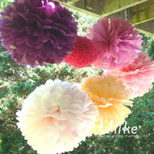 Wedding,Holiday,Events Occasion and Event & Party Supplies Type paper pom poms