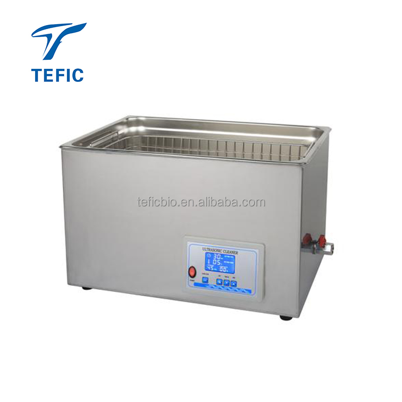 Stainless steel Ultrasonic Cleaner Price 5L,6L,10L,22L,30L, LCD Color Screen Automatic Industrial 30L Ultrasonic Cleaner