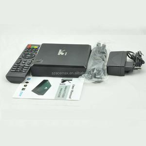 Android 7 1 HYBRID TV BOX KI PLUS Google tv box satellite receiver DVB S2  dvb-t2 dvb c combo