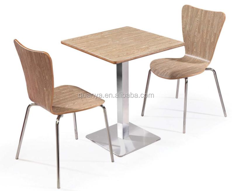 gros prix kfc table et chaise / restaurant table et chaise / table ... - Chaise Et Table De Restaurant