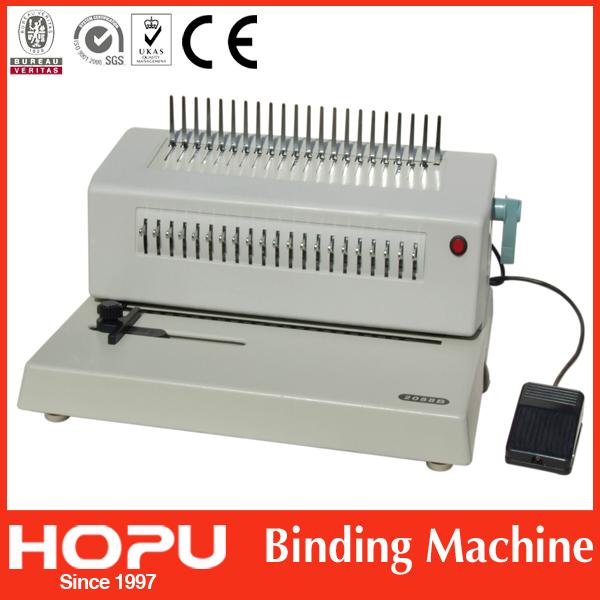 Heavy Duty Comb Binding Machine Cb430e(a3 Size Paper) Electric - Buy  Electric Heavy Duty Comb Binding Machine,Comb Binding Machine,Comb Binding