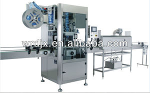 WD-S150 full automatic shrink sleeve label machine