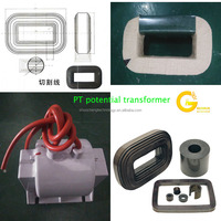 Prime Silicon Steel EI Lamination Transformer Iron Core