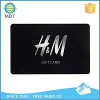 Wholesale alibaba promotion pvc graphic card itunes gift card