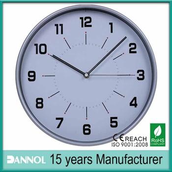 Custom Cheap Customized Wall Clock/different Types Of Clocks Cheap