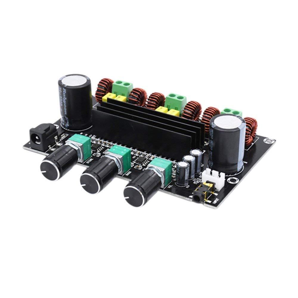 Cheap 100w Audio Amplifier Circuit Find Tda7492 Digital Power Board Blue Silver Get Quotations Aoshike Update Tpa3116d2 21 Channel High 2x80w