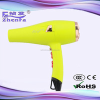 High speed good style hair dryer with DC motor ZF-181