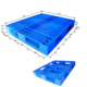 Beverages Industry Used Hygienic Durable Plastic Pallet China Manufacture with low price