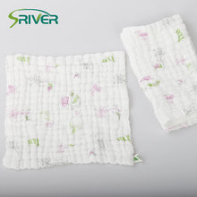 eco-friendly baby washcloths customized cotton towels cheap