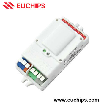 120-277vac 5.8ghz 1-10v Microwave Motion Electric Light Sensor ...