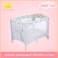 baby playpen travel cot bed wholesale baby bumper crib bed extender factory