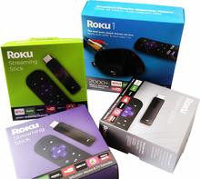 Gadgets & Electronics Colored Packaging Boxes suitable for Streaming Sticks