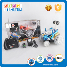 Wholesale blue or red color electronic racing toy mini remote control car
