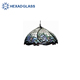 HEXAD Tiffany style stained table lamp HTL15