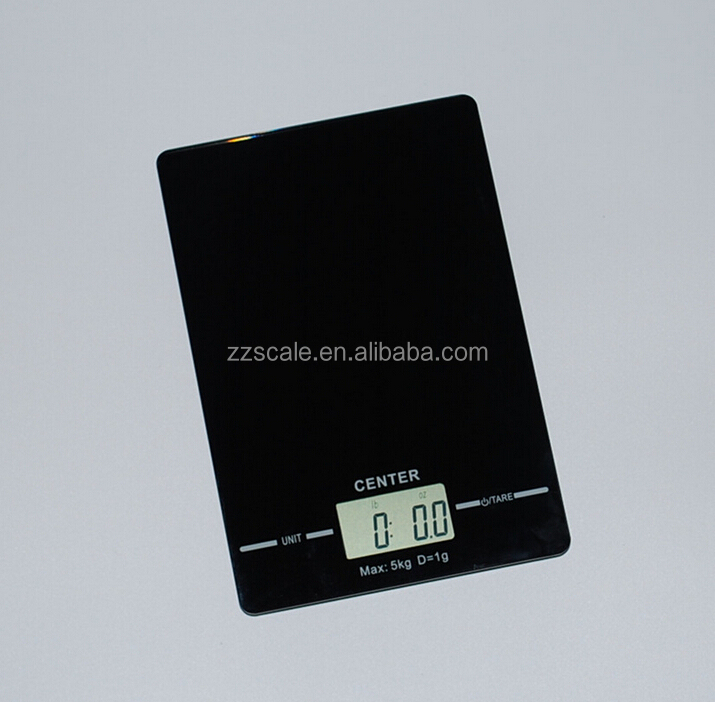 5kg Digital kitchen scales manual weighing apparatus Scale