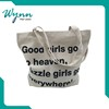 Reusable Cotton Shopping Bag with Gusset
