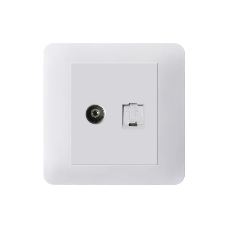 10pcs 86//118 Type Universal Wall Mounting Box for EU//UK Switch Socket stlye 1