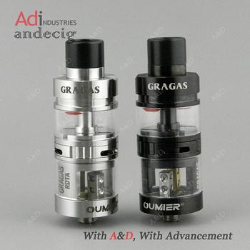 A&d Wholesale Oumier Gragas Rdta 4ml Top Filling Anti-leak Top ...