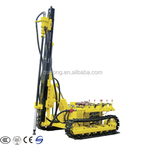 rock crawler drilling rigs / crawler hydraulic rotary drilling rig crawler drill rig machine KY100J
