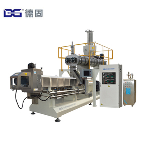 Factory Supplied Enrich Crystal Rice Extrusion Food Processing Line From Jinan DG Machinery