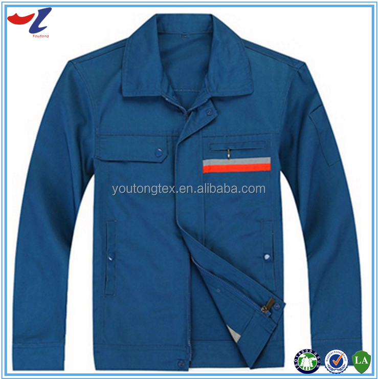 Factory work labor insurance clothes and woker uniform and workwear