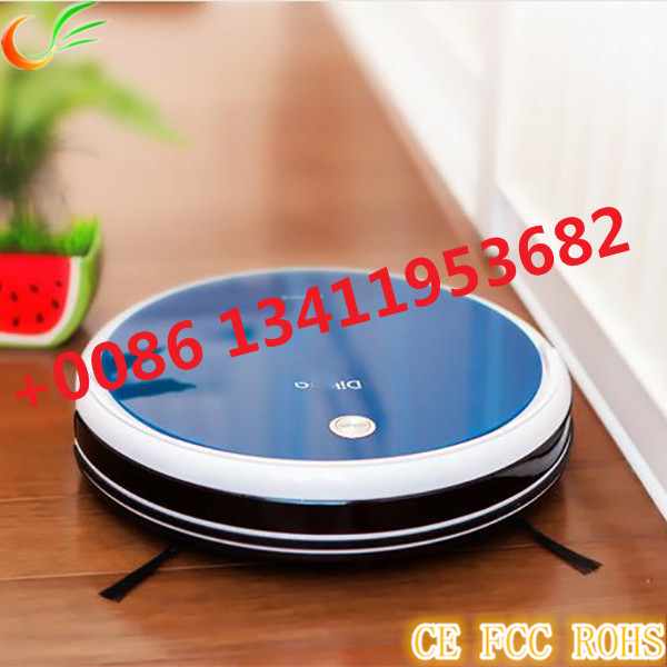 Oem Hom-Bot 3 In 1 Auto robotic Vacuum Cleaner For Floor Cleaning