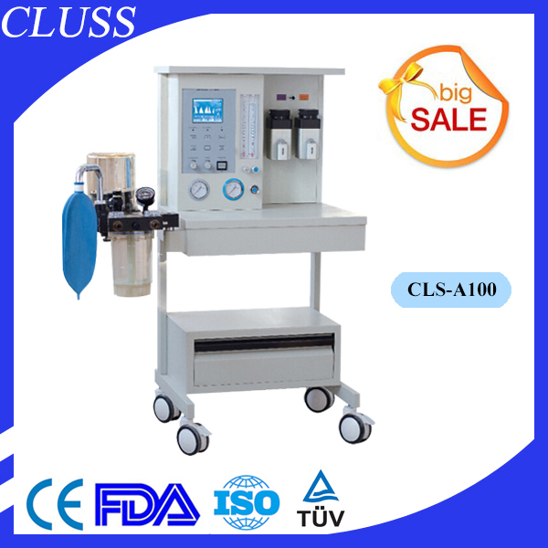 China Shenzhen CE Approved Medical Anaesthesia ventilator Machine(CLS-A100)