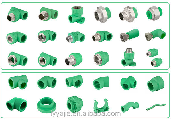 Sanitary fitting ppr pipe all types of flange