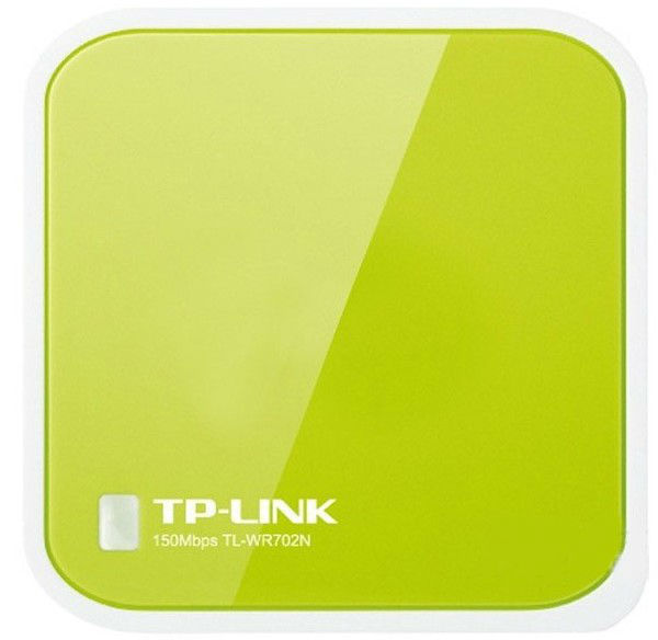 TP LINK TL WR702N 150Mbps Mini Portable USB WiFi Wireless Router