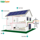 solar power generator 15KW on grid sun power home system for rooftop installation