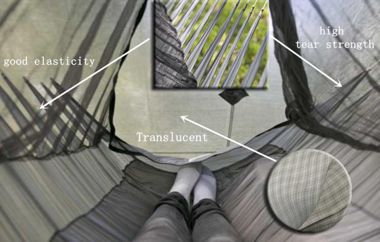 Parapente en nylon ripstop enduit de silicone et d'unité centrale et tissu de parachute