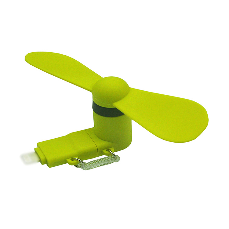 True Freshener brand Portable Mini USB Fan for Android and IPhone