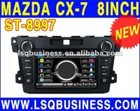 LSQ Star Mazda CX-7 Car DVD player GPS with Radio Bluetooth head unit