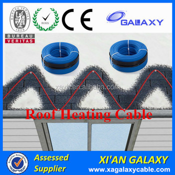 220v Ceiling Heating Cable Outdoor Roof Defrost Driveway Melting ...
