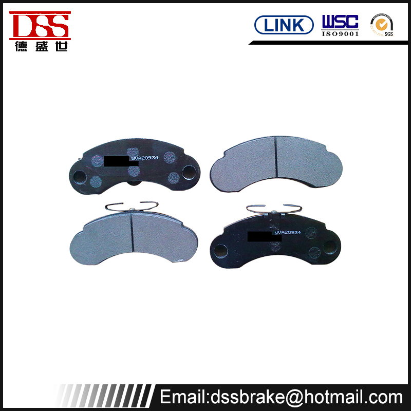 Auto Schijfrem Pad Fabrikant D1251