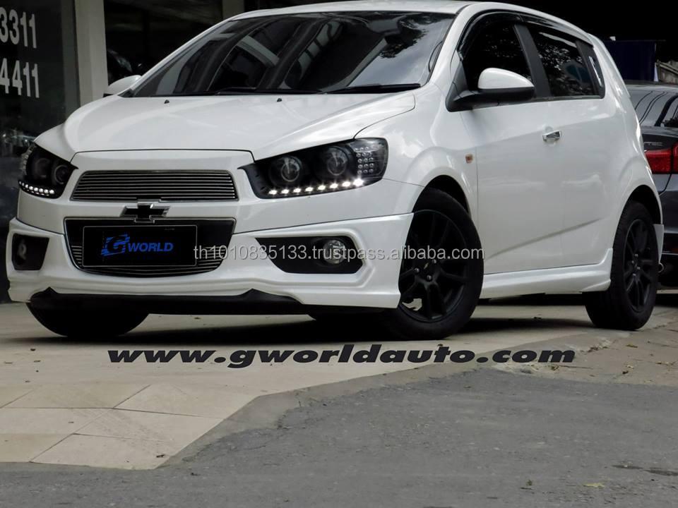 Chevrolet Aveosonic Body Kit M Sport Style 5 Pcs Buy Chevrolet