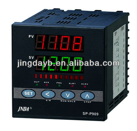 2-channels output PID Temperature controller with modbus & alarm Measurement