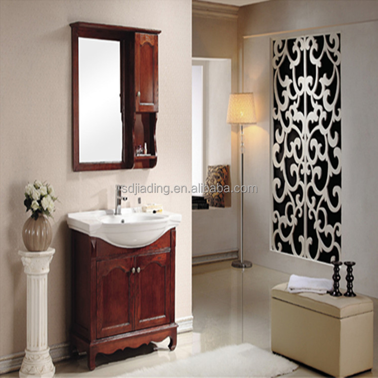 Special Adjustable Pvc Bathroom Vanity With Washboard For Wooden Bathroom  Furniture
