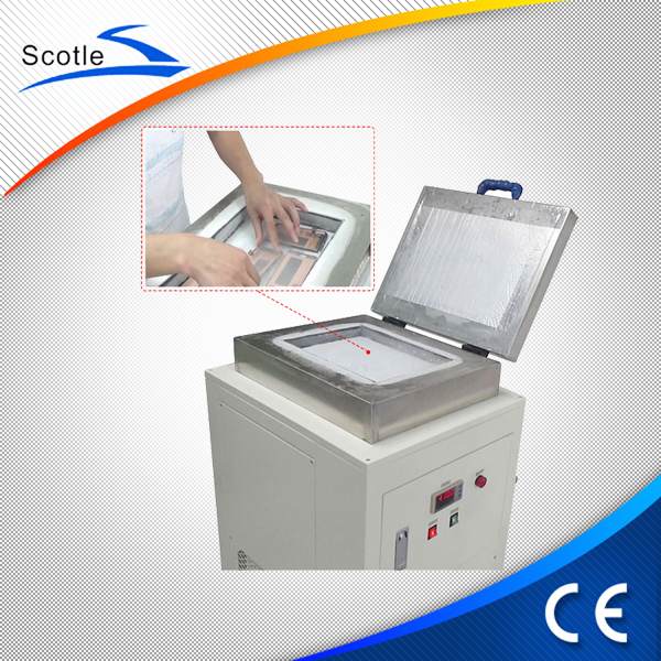 Cell Phone Repair Kit Scotle Freezing LCD Touch Screen Glass Separator Machine