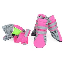 Casual dog cloth shoes with high quality and low price pet boots