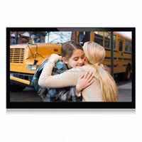 14 inch large size digital photo frame