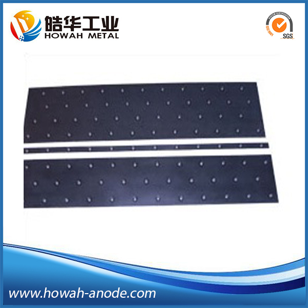 MMO Titanium Anode Dimensionally Stable Anode for Brine Electrochlorination