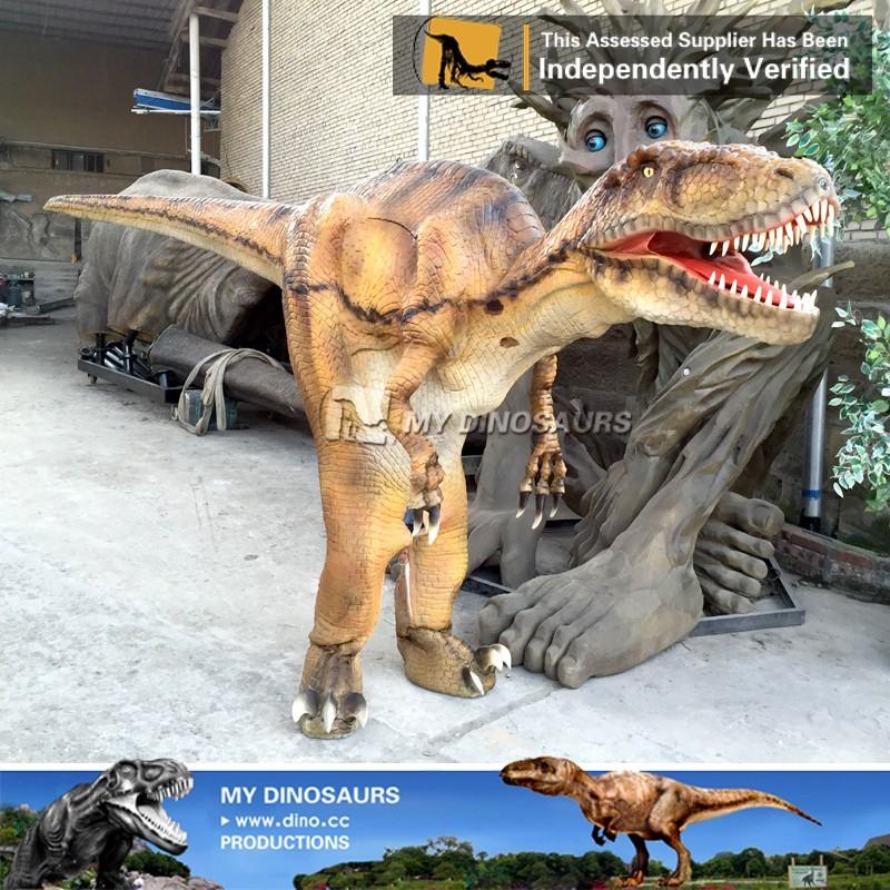 My-dino Big Smoking Dragon Robot For Amusement Park - Buy Big ...