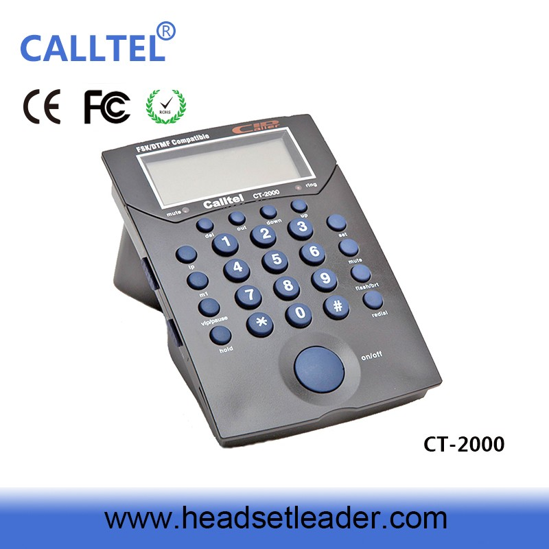 High Quality Oem Factory China Call Center Telephone Dial Pad For ...