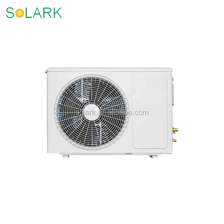 solar powered directly vertical air conditioner ac unit with good price