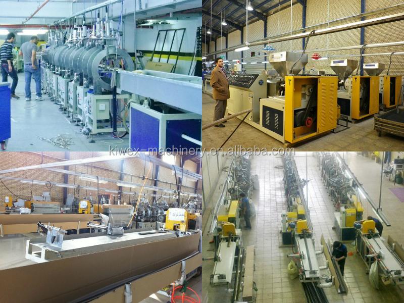 Kiwix Machinery Polystyrene Foam Picture Frame Making