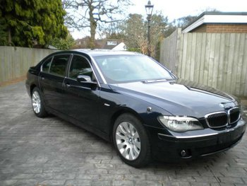 Bmw High Security 7 Series Armored Sedan Buy Armored Product On