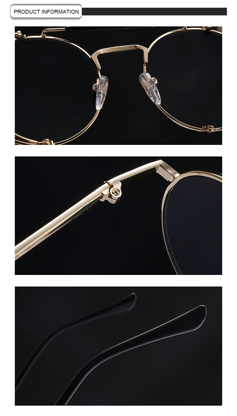 Fuqian womens stylish sunglasses company-13