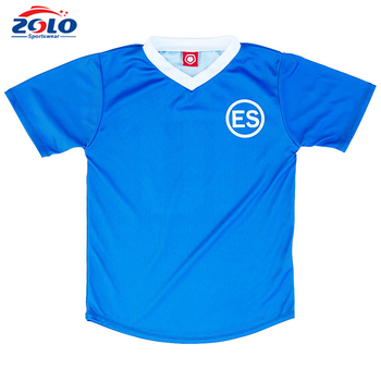 Professional cheap no label customized make your own football jersey