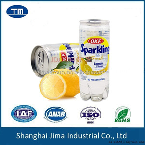 beverage plastic PET can for beverage / PET drink can 250ml 330ml 355ml 500ml